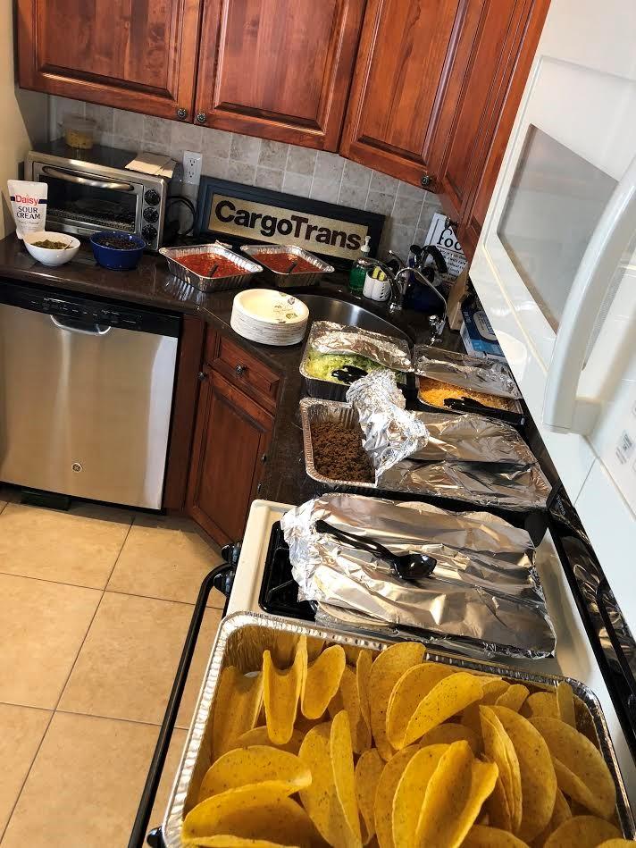 Cinco De Mayo Cooking