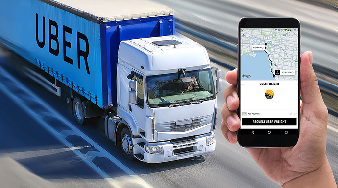 Uber Freight Rapidly Expanding with Fleet Mode | CargoTrans